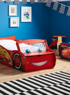 Disney Cars Toddler Bed 2'6 Small Single