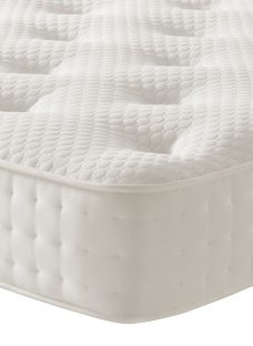 Silentnight Ashridge Mirapocket Mattress - Firm 4'0 Small Double
