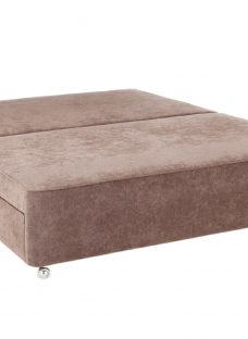 Flaxby Pocket Sprung Divan Base - Mocha 6'0 Super King