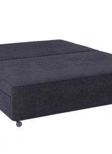 Flaxby Pocket Sprung Divan Base - Steel 3'0 Single