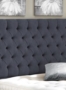 Harrogate Headboard - Steel 6'0 Super King