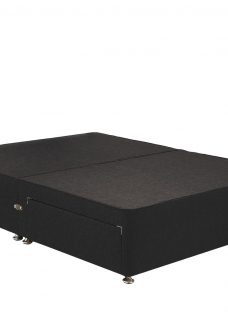 TheraPur Divan Base - Carbon 3'0 Single Black