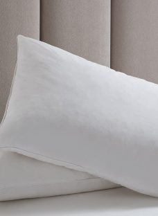 Flaxby Duck Feather & Down Pillow Back & Side Sleepers