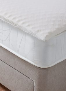 Doze Reversible Memory Foam Topper 3'0 Single Mattress Topper