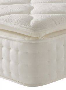 Silentnight Brampton Mirapocket Mattress - Medium 3'0 Single