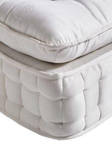 Flaxby Natures Finest 4500 Mattress - Medium / Soft 3'0 Single