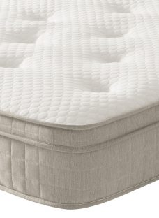 Silentnight Glenmore Mirapocket Mattress - Medium 6'0 Super King
