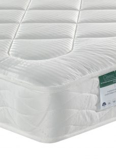 Taylor Traditional Spring Mattress - Medium 4'6 Double