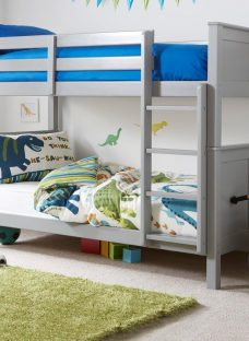 Hutchin Grey Bunk