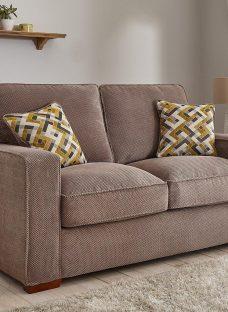 Farris Sofa Bed Chair BROWN