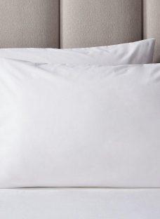 Doze Easy Care Pillowcase Pair White