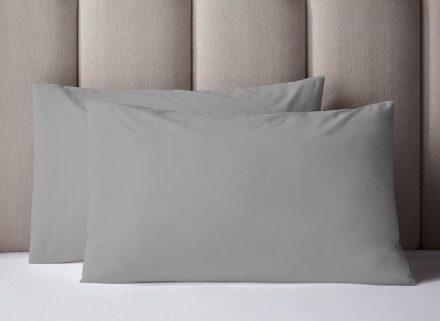 Doze Easy Care Pillowcase Pair Grey