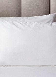 Doze Anti Allergy Pillowcase Pair White