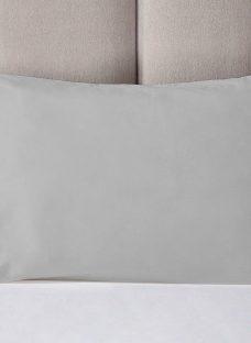Therapur Cool Pillowcase Pair Grey