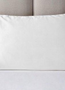 Flaxby 400tc Pillowcase Pair White