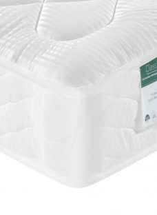 Taylor Traditional Spring Mattress - Soft 2'6 Small single