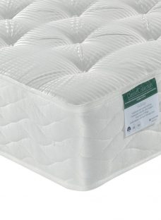 Halliday Traditional Spring Mattress - Firm 2'6 Small single