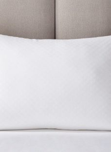 Tempur-Fit Traditional Pillowcase White