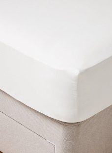 Doze Easy Care Fitted Sheet 5'0 King CREAM