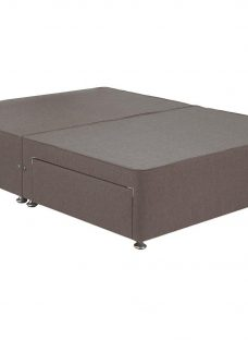 Therapur Divan Base 4'0 Small double BROWN