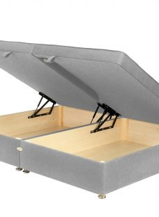 Therapur Acti Ottoman Glide Base 3'0 Single GREY