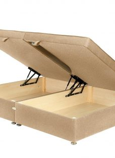 Therapur Acti Ottoman Glide Base 3'0 Single BEIGE