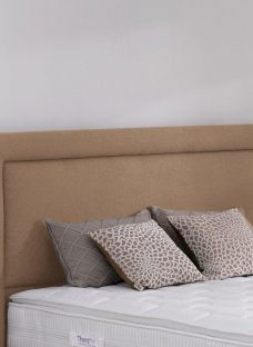 Radiant Headboard 4'0 Small double BROWN