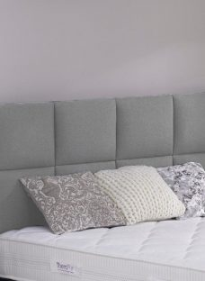 Embrace Headboard 4'0 Small double GREY