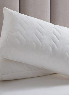 Flaxby Quilted Wool Pillow