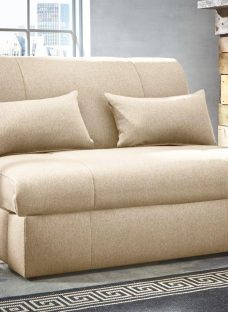 Kelso Sofa Bed Single CREAM