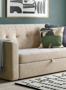 Haze Sofa Bed CREAM