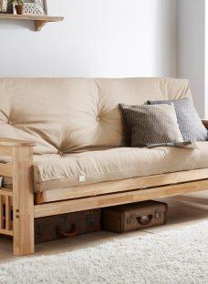 Houston Sofa Bed CREAM