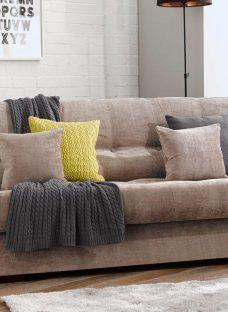 Perth Storage Sofa Bed BROWN