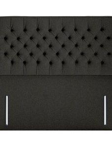 Bracken S Full Height H/B Tweed Charcoal 3'0 Single