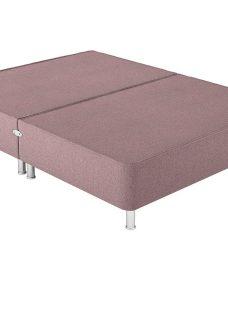 Therapur S P/T 0 Drw Leg Base Only Tweed Blush 3'0 Single