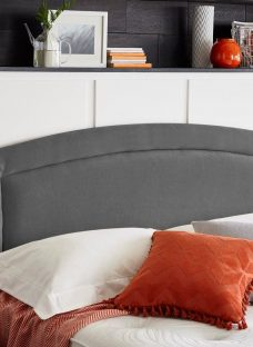Trent Headboard 5'0 King GREY