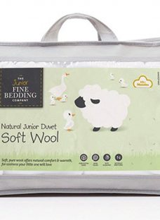 Junior Fine Bedding Soft Wool Toddler Duvet Toddler