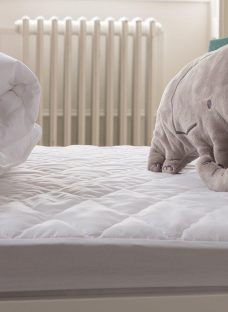 Junior Fine Bedding Waterproof Mattress Protector