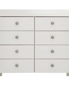 Sloane 8 Drawer Chest - Champagne CREAM