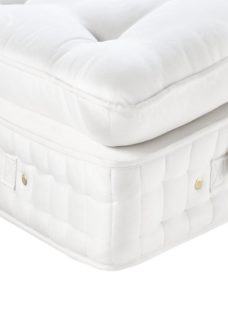 Flaxby Natures Finest 8500 Dnair Mattress - Medium / Firm 4'6 Double