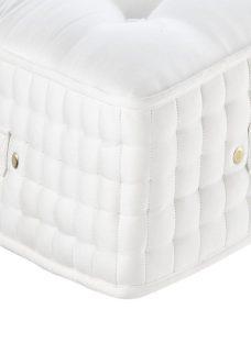 Flaxby Natures Finest 12000 Dnair Mattress - Medium Soft / Medium Firm 4'6 Double