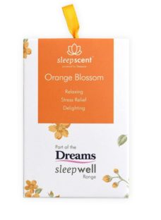 Sleepscent Orange Blossom Scented Capsules
