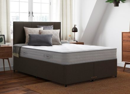 Classic Divan Base 4'0 Small double BROWN