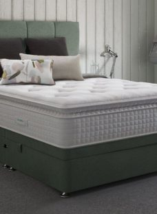 Therapur S Ottoman Base Only Tweed Mint 3'0 Single
