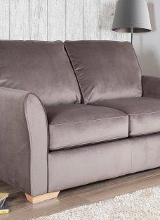 Willis Sofa Bed Double GREY