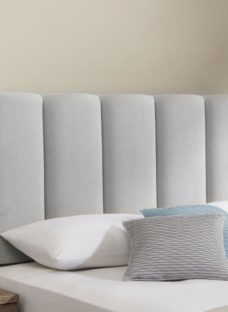 Gransmore Headboard 4'0 Small double GREY