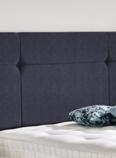 Hebden Headboard 3'0 Single BLUE