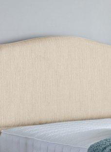 Tramore Adjustable Headboard 2'6 Small single BEIGE