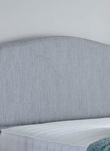 Tramore Adjustable Headboard 6'0 Super king GREY