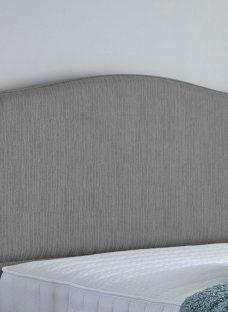 Tramore Adjustable Headboard 4'6 Double GREY